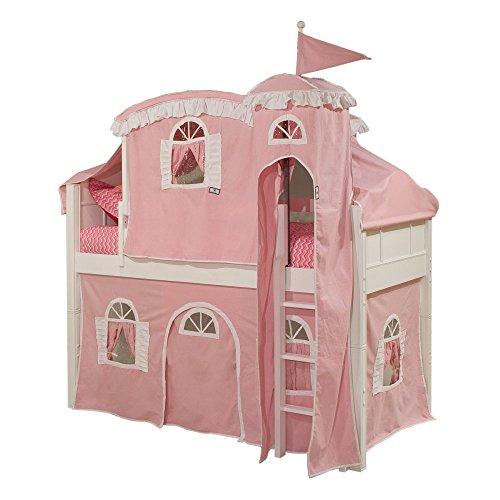 - Emma Storage Princess Tent Loft