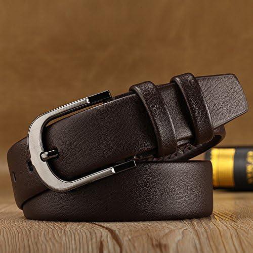 2017 new 100/% cowhide tide mens leather belt male casual pin buckle belt belt mens fashion belt