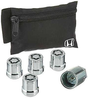 Honda Genuine Parts 08W42-TK4-100 Wheel Lock, 1 Pack