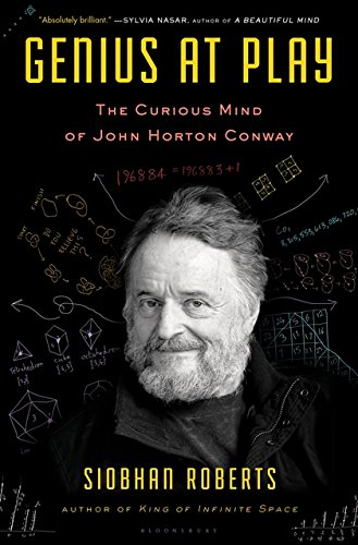 Download Genius At Play: The Curious Mind of John Horton Conway PDF