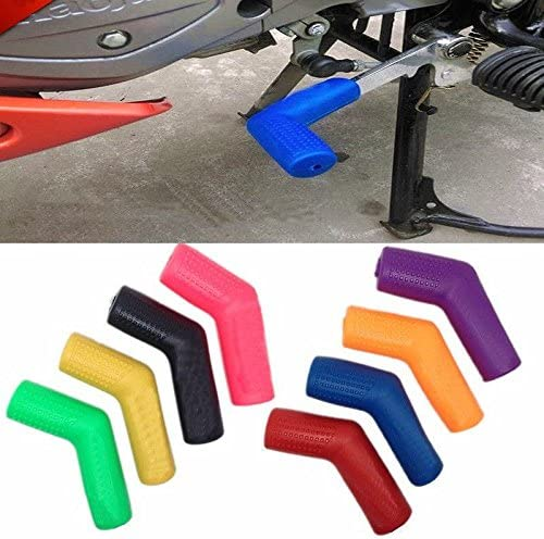 WKBY Motorcycle Bike Rubber Shift Cover Boot Shoe Protector Shifter