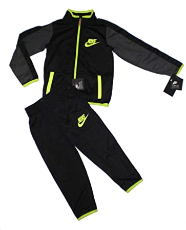 Mierda distrito Nominación  Amazon.com: Nike - Chaqueta de chándal para bebé, talla 18 meses: Baby