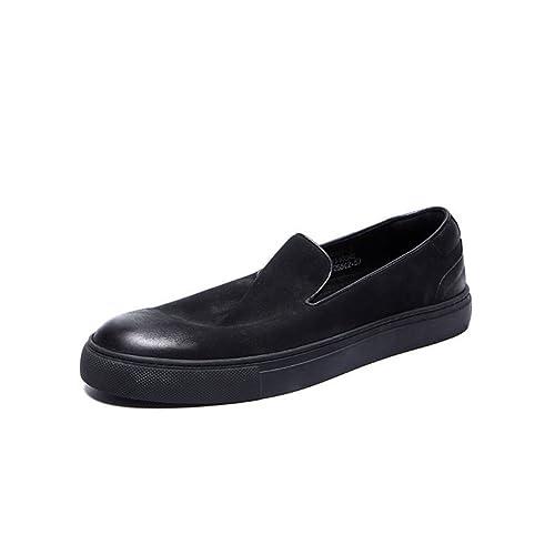 dea386aafac Zapatos de Moda Casual Hombre/Mocasín/De los Hombres Zapatos de Ante/pie  Zapato Respirable Destellos: Amazon.es: Zapatos y complementos