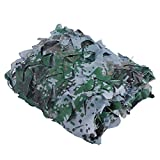 LOOGU Camo Netting for Photography Background Decoration Hunting Blinds (AOR2 1.5x2m)