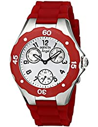 Women's 0701 Angel Collection Cranberry Multi-Function Watchh