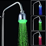 color therapy shower head - SODIAL(R) 3