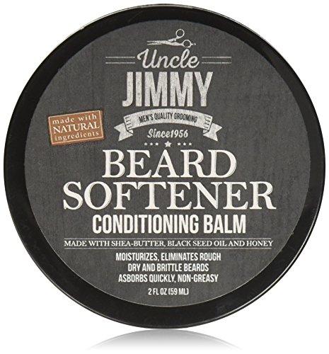 Uncle Jimmy Beard Softener  2 Ounce