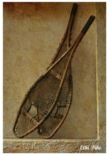 Antique Snowshoes for sale   Only 2 left at -60%