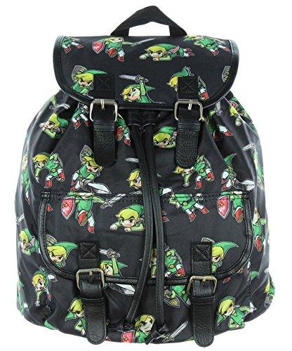 Legend Zelda Link Slouch Backpack