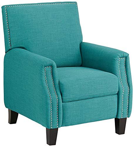 (Romeo Heirloom Teal 3-Way Recliner Chair - Studio 55D)