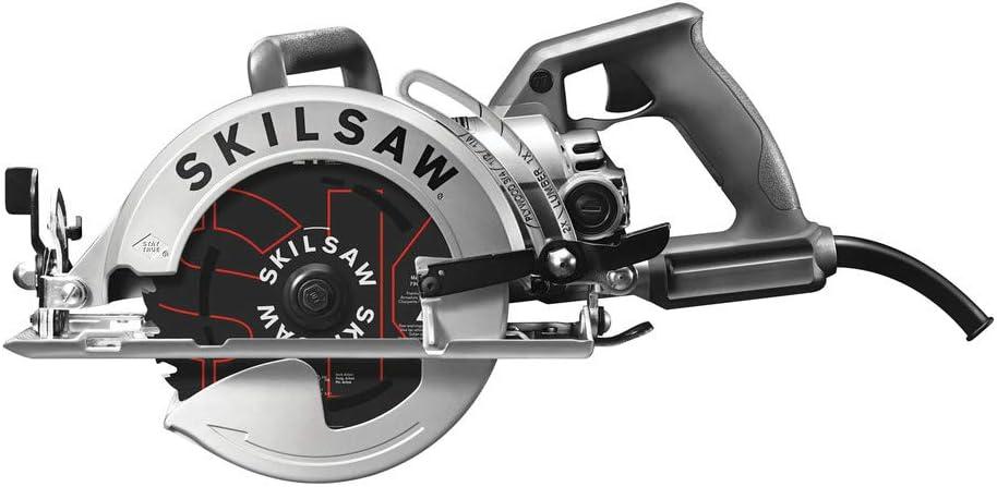 1. Skilsaw SPT77W-RT Saw