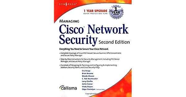 Managing Cisco Network Security: Syngress: Amazon com: Panworld Global
