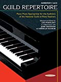 Guild Repertoire -- Piano Music Appropriate for the Auditions of the National Guild of Piano Teachers: Elementary C & D (Summy-Birchard Edition)