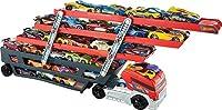 Mattel CKC09 Hot Wheels - Mega Fahrzeug-Transporter