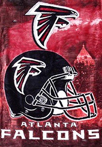 【人気商品】 Atlanta Falcons Blanket Throw Falcons 60 x Throw 80 NFL Falcons 60 Throw B01KW5TOW2, SANPO CREATE:7f97d310 --- arianechie.dominiotemporario.com