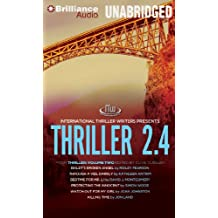 Thriller 2.4: Boldt's Broken Angel, Through a Veil Darkly, Bedtime for Mr. Li, Protecting the Innocent, Watch Out for My Girl, Killing Time