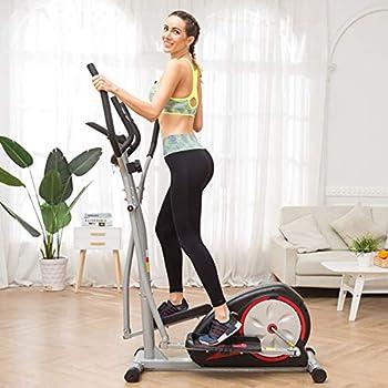 Amazon aceshin elliptical machine trainer compact life