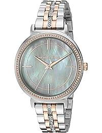 Women's Cinthia Silver- Tone Watch MK3642