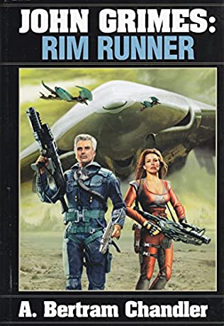 book cover of Rim Runner