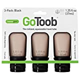 Humangear GoToob Civilized Squeezable Travel Tube (Pack of...