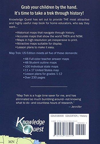 Amazon map trek us edition on cd rom gumiabroncs Choice Image