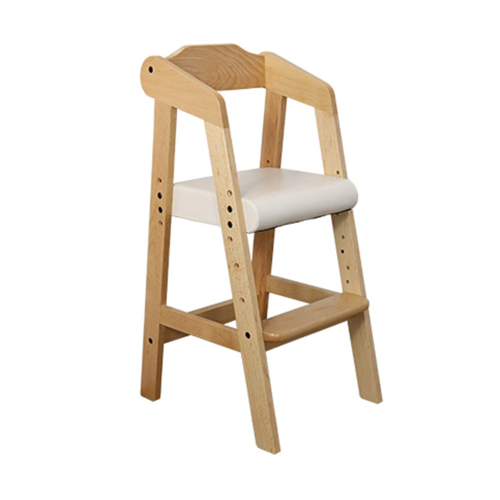 Amazon.com: WQZZz-Highchairs Wooden Multifunction High Chair ...