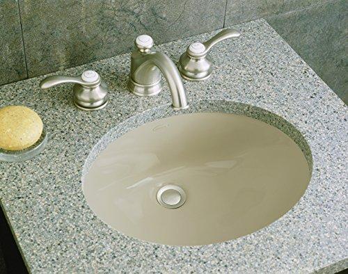 Kohler K 2209 0 Caxton Undercounter Bathroom Sink White