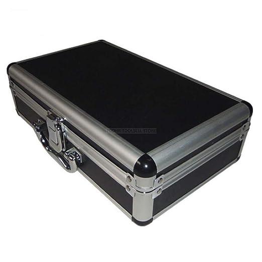Caja de herramientas Caja de herramienta de aleación de aluminio de vehículos al aire libre caja