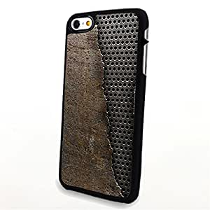 Generic Phone Accessories Matte Hard Plastic Phone Cases Vivid Iron Plate fit for Iphone 6 Plus