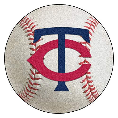 FANMATS MLB Minnesota Twins Nylon Face Baseball -