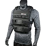 MIR ADJUSTABLE WEIGHTED VEST (50LBS - 140LBS )