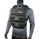 Mir Adjustable Weighted Vest (45lbs - 140lbs) (PRO 50LBS)