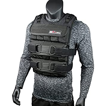 Mir Adjustable Weighted Vest 45lbs – 140lbs