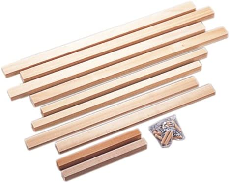 サンモク 木工キット Wダストスタンド 8901902