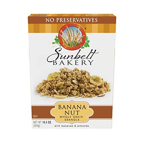 Sunbelt Bakery Banana Nut Granola, 3 Boxes