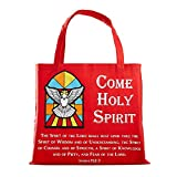 Come Holy Spirit Confirmation Tote Bag-12pk