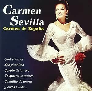 Carmen De España : Carmen Sevilla: Amazon.es: Música