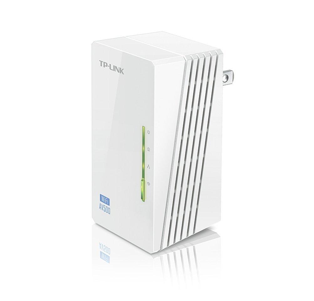 TP-Link AV600 Powerline Adapter with N300 WiFi, Wi-Fi Adapter Add-on (TL-WPA4220)