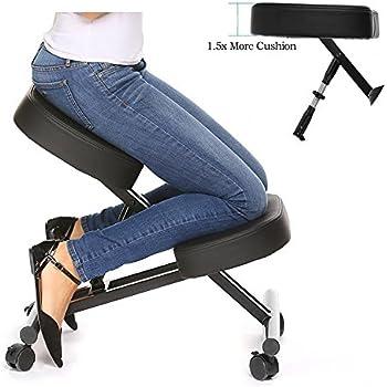 Amazoncom Benlet Ergonomic Kneeling Chair for Perfect
