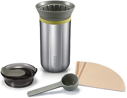 WACACO Cuppamoka Portable Pour-Over Coffee Maker