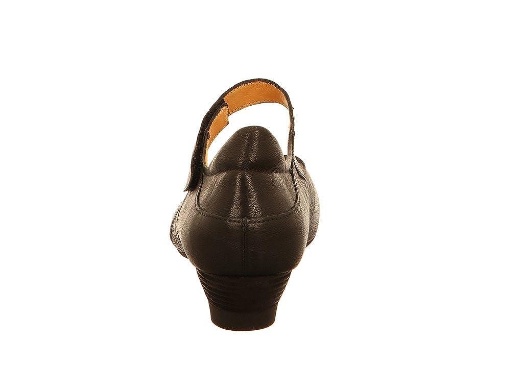 Think  Damen Pumps Aida 80252-09 schwarz schwarz schwarz 114620 5cde5d