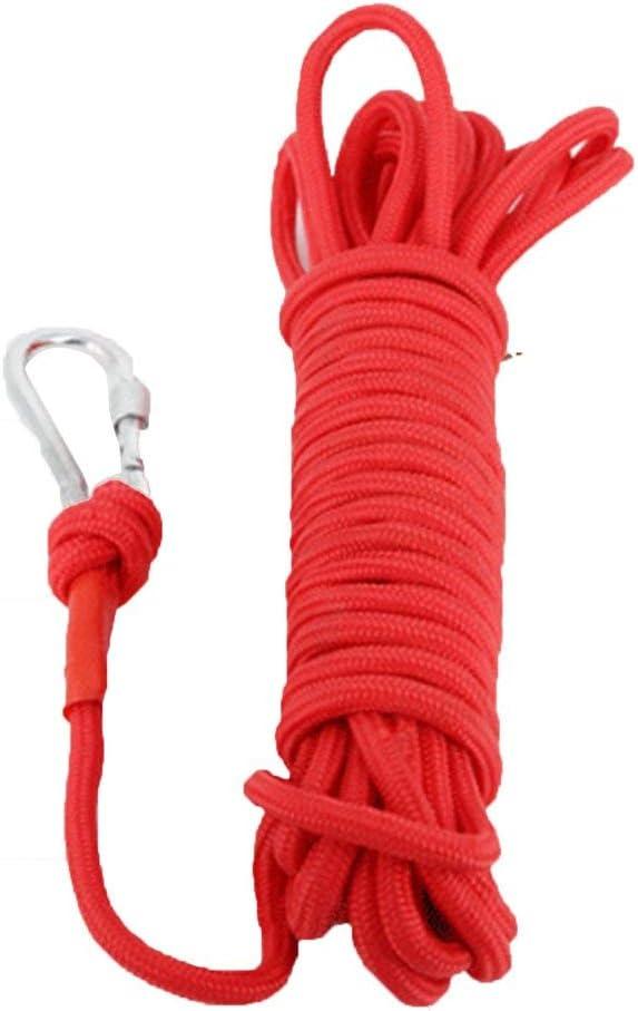 ruban Aimant de p/êche double face avec corde de 10 m/ètres Aimant /à anneau magn/étique puissant