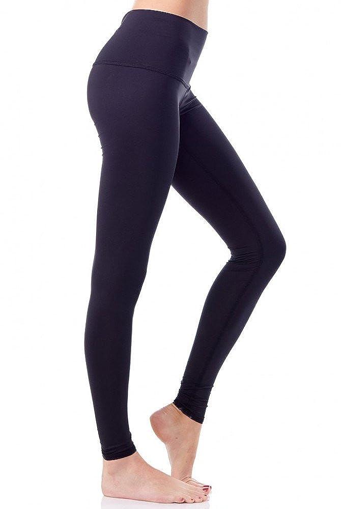 Teeki Black Hot Pant Leggings