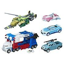 Transformers - Pack de Autobots Platinium (Hasbro B6640E48)