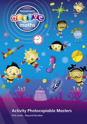Heinemann Active Maths - First Level - Beyond Number - Activity Photocopiable Masters ()