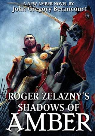 book cover of Shadows of Amber