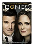 Buy Bones: Season 11 (Death and Disappearance Edition)