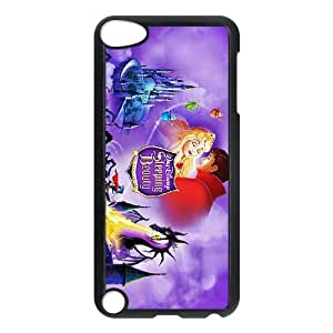 Disney Sleeping Beauty Character Fauna iPod Touch 5 Case Black NKZHIQQ2223