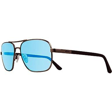 b177ec24cd7 Amazon.com  Revo Sunglasses Freeman Polarized Rectangular