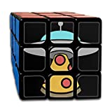 UFO Alien Abduction Pizza Rubik's Cube Game Brain Training Game Match Puzzle Toy For Kids Or Adults Speed Cube Stickerless Magic Cube